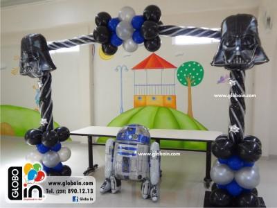 Globo Caminante de R2 D2 Star Wars