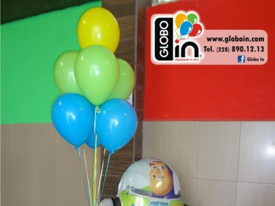 Globo caminante de Buzz Layer