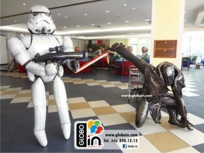 Globos Caminantes de Star Wars