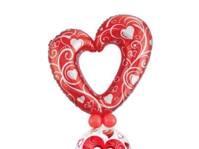 Globos de amor 1
