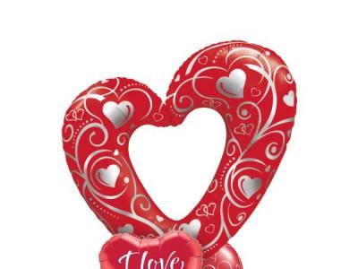 Globos de amor 6