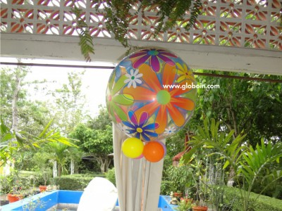 Centro de mesa Jardin de flores