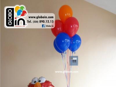 Globo caminante de Elmo