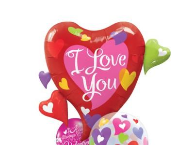 Globos de amor 3